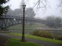Adelaide Uni footbridge
