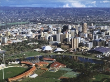adelaide-city-skyline