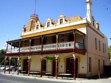 old hotel Adelaide