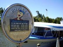 pop eye boat