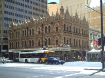 Adelaide City - Rundle Mall