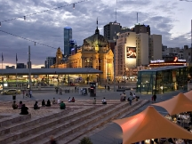 Federation Square - Melbourne
