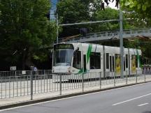 tram Melbourne University