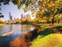 Melbourne-Yarra Gardens